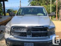 Make Dodge Model 1500 Year 2011 Colour Silver kms