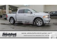 Make Dodge Model Ram 1500 Year 2011 Colour Silver kms