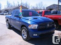 Make Dodge Model Ram Year 2011 Colour BLUE kms 75092