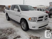 Make Dodge Model Ram 1500 Year 2011 Colour White kms