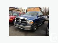 2011 Dodge Ram 1500 SXT QUAD CAB WITH A HEMI Price: