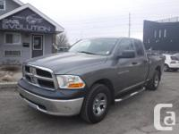 Make Dodge Model Ram 1500 Year 2011 Colour GREY kms