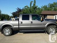 Great disorder F-250 diesel quad taxicab. Satellite