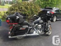 Make Harley Davidson Model Electra Glide Year 2011 kms