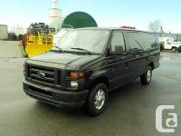 Make Ford Model Econoline Year 2011 Colour Black kms