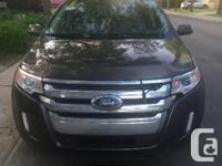 Make Ford Model Edge Year 2011 Colour Brown kms 130000