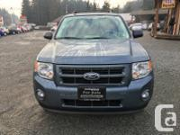 Make Ford Model Escape Year 2011 Colour Blue kms