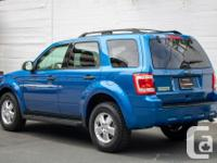 Make Ford Model Escape Year 2011 Colour Blue kms 92000