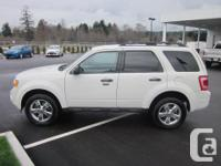 Make Ford Model Escape Year 2011 Colour White kms