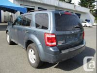 Make Ford Model Escape Year 2011 Colour Steel Blue