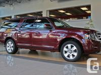 2011 Ford Expedition Max Limited - Leather Seat