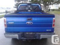 Make Ford Model F-150 Year 2011 Colour Blue kms 193000