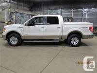 Make. Ford. Design. F-150. Year. 2011. Colour. White.