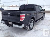 Make Ford Model F-150 SuperCrew Year 2011 Colour Black