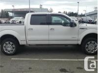 Make Ford Model F-150 Year 2011 Colour White kms 1052