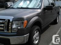 Make Ford Model F-150 Year 2011 Colour Grey kms 117000
