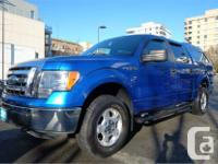 Make Ford Model F-150 Year 2011 Colour Blue kms 102929