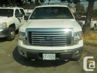 Make Ford Model F-150 Year 2011 Colour White kms 74850