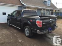 Make Ford Model F-150 Colour black Trans Automatic kms