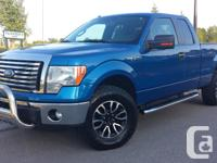 Make Ford Model F-150 Year 2011 Colour Blue kms 137000