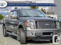 Make Ford Model F-150 Year 2011 Colour Grey kms 165365