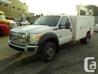 Make Ford Model F-550 Year 2011 Colour White kms