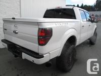 Make Ford Model F-150 Year 2011 Colour White kms 70453