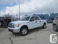 ONLY 56,000 KM, BALANCE OF FORD WARRANTY, SUPER CREW,