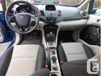 Make Ford Model Fiesta Year 2011 Colour Blue kms 98236