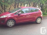Make Ford Model Fiesta Year 2011 Colour Magenta kms