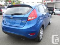 Make Ford Model Fiesta Year 2011 Colour Blue kms 74973