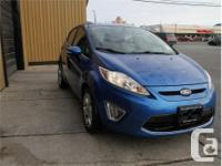 Make Ford Model Fiesta Year 2011 Colour Blue kms 72740