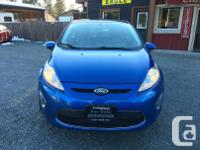 Make Ford Model Fiesta Year 2011 Colour Blue kms