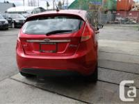 Make Ford Model Fiesta Year 2011 Colour Red kms 123832