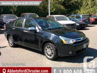 Make Ford Model Focus Year 2011 Colour Black kms 91617