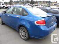 Make Ford Model Focus Year 2011 Colour Blue Flame kms