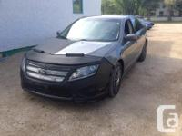 Make Ford Model Fusion Colour CHARCOAL Trans Automatic
