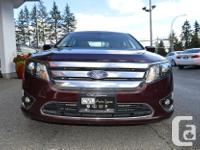 Make Ford Model Fusion Year 2011 Colour Burgundy kms
