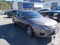 Sea to Sky Ford  2011 Ford Fusion SE with Only 27,138