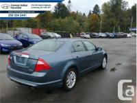 Make Ford Model Fusion Year 2011 Colour Blue kms