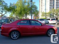 Make Ford Model Fusion Year 2011 Colour Red kms 148570