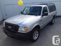 Coastal Ford Vancouver   2011 Ford Ranger XL with only