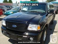 2011 Ford Ranger XLT SuperCab 4-Door 2WD - $11,900