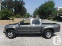 Make GMC Model Canyon Year 2011 Colour Gray kms 200544