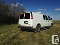 Make GMC Model Savana Cargo Van Year 2011 Colour WHITE