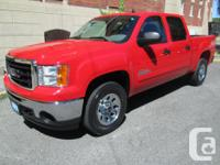 Make GMC Model Sierra 1500 Year 2011 Colour Red kms