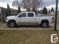 Make GMC Model Sierra 2500 Year 2011 Colour White kms