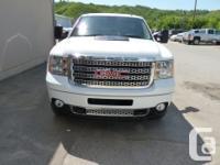 Make GMC Colour White Trans Automatic kms 81435 Stock #