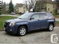 Elmira, ON 2011 GMC Terrain SLE-1 This reliable and