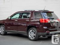Make GMC Model Terrain Year 2011 Colour Dark Cherry